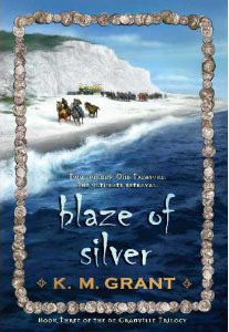 Blaze of Silver Cover