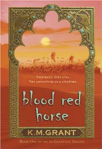 Blood Red Horse Cover